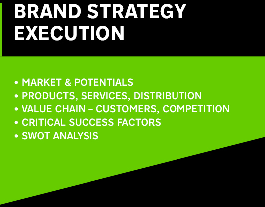 BRAND STRATEGY EXECUTION