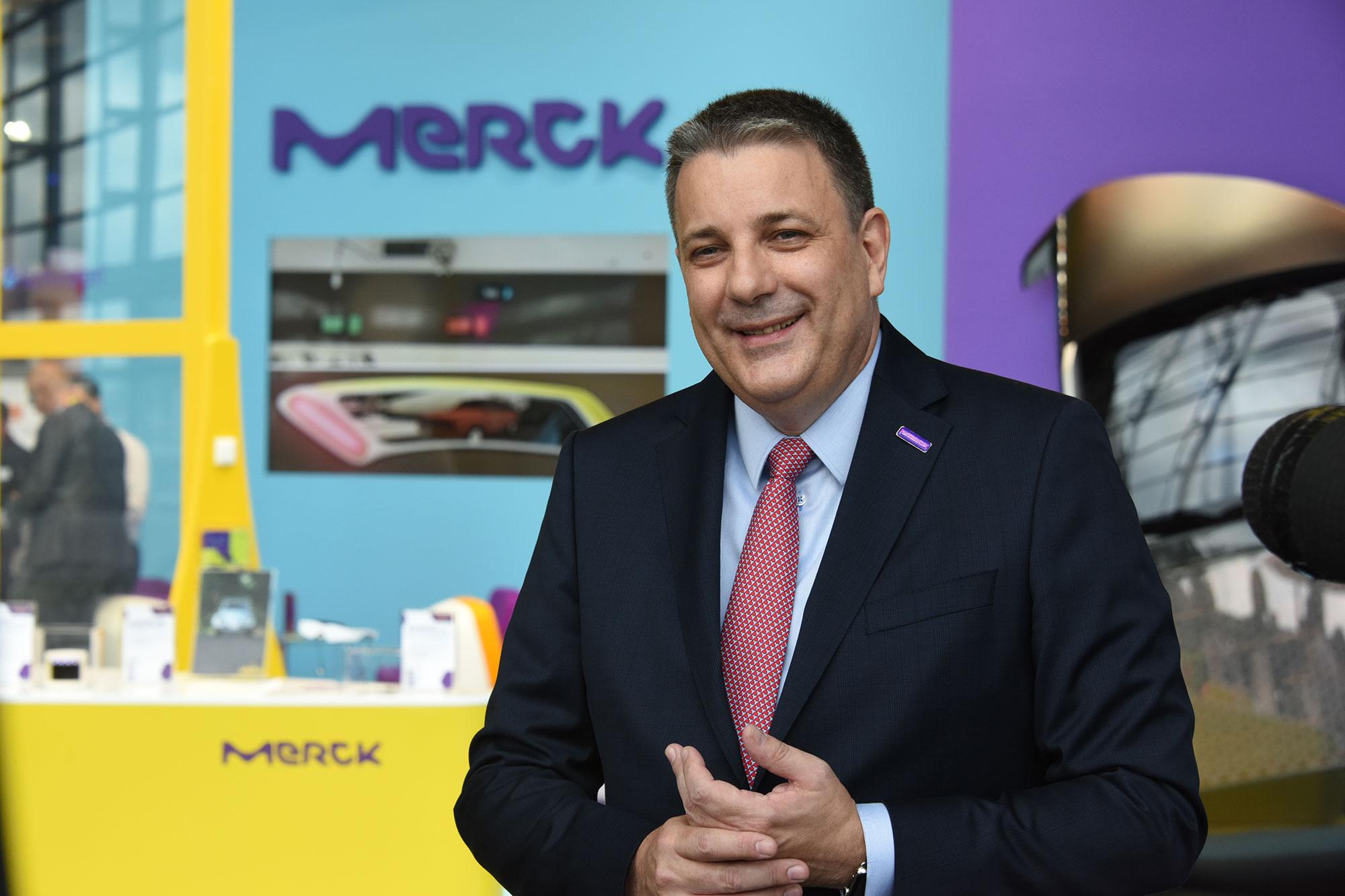 Merck IAA 2017