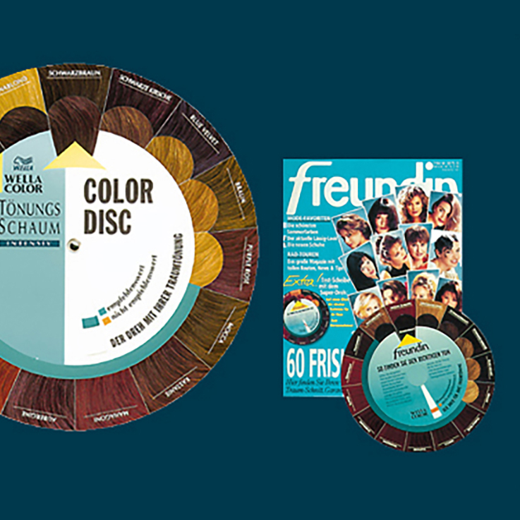 Wella Color Disc Freundin