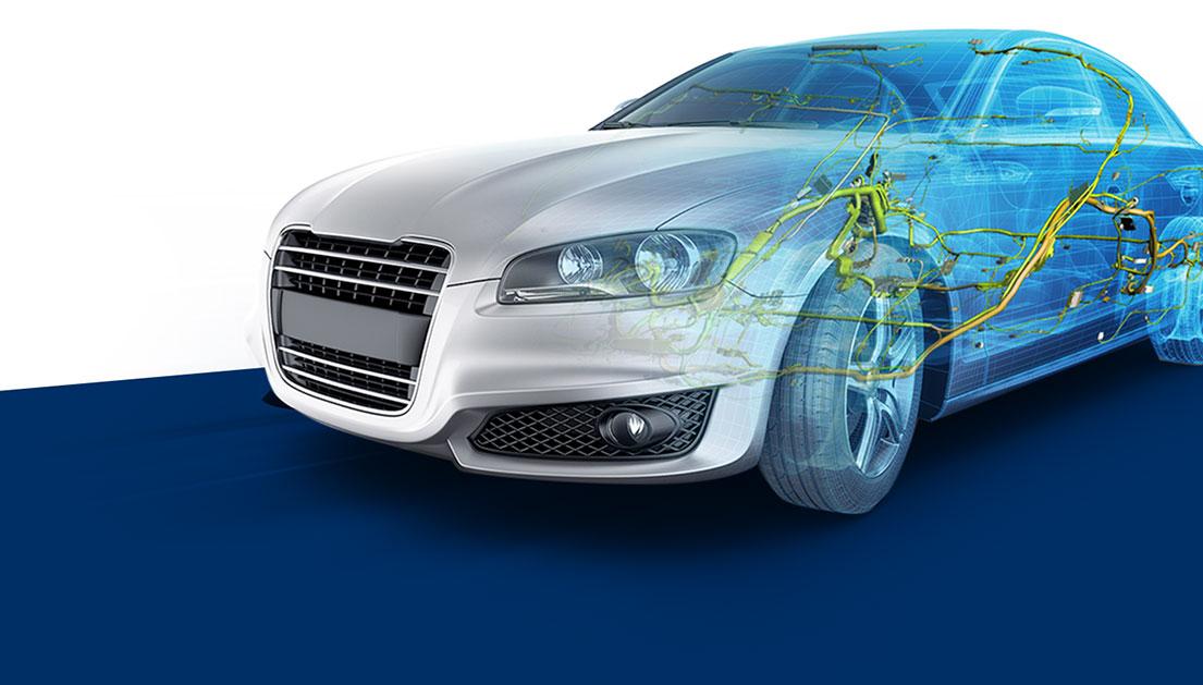 LEONI 3D Car